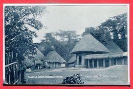AFRIQUE - SIERRA LEONE - Freetown - Sierra Leone