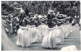 Cpsm Tahiti - Danseuses - Polynésie Française
