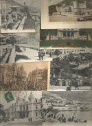 Cp, MONACO ,MONTE CARLO , LOT DE 20 CARTES POSTALES DE MONACO , 2 Scans - Postcards
