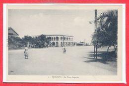 AFRIQUE - DJIBOUTI --  La Place Lagarde - Djibouti