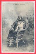 AFRIQUE - DJIBOUTI --  Femme Arabe - Djibouti