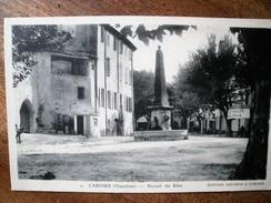 CAROMB PORTAIL DU RIEU - Frankreich