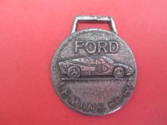 Médaille De Sport/ Voiture De Course/ FORD/ Le MANS/ 1966-67           SPO199 - Racing