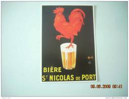 CLOUET  10611       BIERE ST NICOLAS DE PORT     VERS  1920 - Advertising