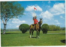 Membre Du Fameux Gendarmerie Royale Du Canada - R.C.M.P. - Royal Canadian Mounted Police - Horse - Politie-Rijkswacht