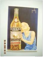 CLOUET   10677      ANIS   PERSAN  APPERITIF VERS 1950 - Advertising