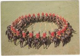 Le Carrousel De La Gendarmerie Royale Du Canada - R.C.M.P. - Royal Canadian Mounted Police, Musical Ride - Politie-Rijkswacht