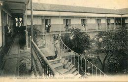 ALGERIE(BISKRA) GRAND HOTEL DU SAHARA - Biskra