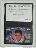 P 304. Elvis. 505 L.  1000 Ex. In Folder - En Etui - Belgique