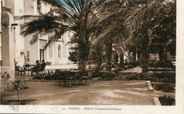 ALGERIE(BISKRA) HOTEL TRANSATLANTIQUE - Biskra