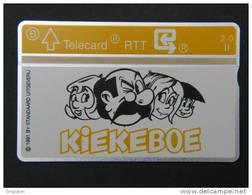 P 145. Kiekeboe. 1000 Ex. - Belgique