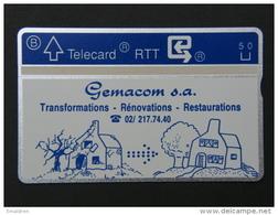 P 129. Gemacom. 1000 Ex. - Belgium