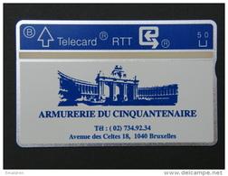 P 126. Armurerie Du Cinquantenaire. 1000 Ex. - Belgium