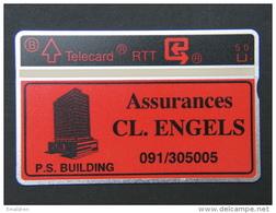 P 119. Assurances Engels. 1000 Ex. - Belgium