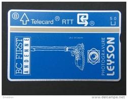 P 114. Leyson. 1000 Ex. - Belgium