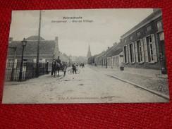 ANTWERPEN  - BEIRENDRECHT -  Dorpstraat  -  Rue Du Village - Antwerpen