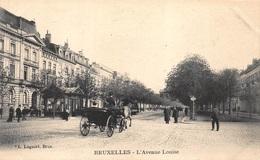 Brussel Bruxelles   L' Avenue Louise       I 1373 - Avenues, Boulevards