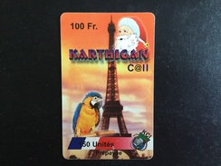 CARTE PREPAYEE KCI - Prepaid Cards: Other