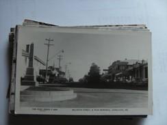 Australië Australia Vic Leongatha Mc Cartin Street And War Memorial - Andere