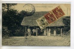 TONKIN ILES  POULO CONDORE CONDOR L'Abattoir Indigènes Bagtnards Et Surveillants  1911  Pénitencier Bagne  /D16-S2017 - Vietnam