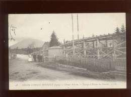 63 Coupe Gordon Bennett 1905 Circuit Michelin Passage à Niveau Du Vauriat édit. LL N° 48 - Frankreich