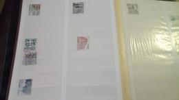 D239 GROS ALBUM STOCK ESPAGNE GROSSE QUANTITÉ A TRIER POIDS 1.985 KG COTE++ DÉPART 10€ - Collections (with Albums)