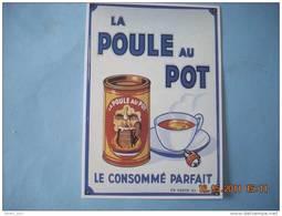 CLOUET  10527  LA POULE AU POT   DORFINANT - Advertising