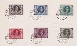STRASBOUR  FEUILLET SOUVENIR 1943 - Besetzungen 1938-45