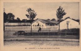 J18- 56) LORIENT - LE FOYER DU SOLDAT ET DU MARIN - (ANIMÉE -  - 2 SCANS) - Lorient
