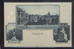 ITALY TRIESTE OLD POSTCARD #09 - Trieste