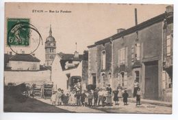 ETAIN (55) - RUE LE FONDEUR - Etain