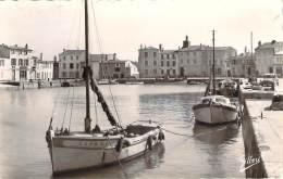 17 - Ile-de-Ré - La Flotte-en-Ré - Le Port - Ile De Ré