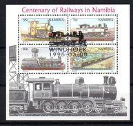 Serie Nº 740/3 Namibia - Namibia (1990- ...)