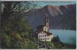 Lugano-Castagnola - La Chiesa Antica - Photo: Paul Bender - TI Tessin