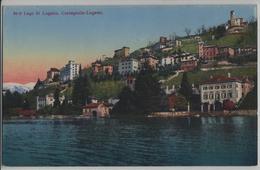 Lago Di Lugano - Castagnola-Lugano - Photo: Paul Bender - TI Tessin