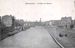 (59) Valenciennes - Le Canal De L'Escaut - Valenciennes