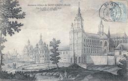 (59) Saint St Amand Les Eaux - Ancienne Abbaye - Gravure - Saint Amand Les Eaux