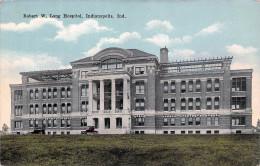 Indianapolis IN USA - Robert W. Long Hospital - Indianapolis