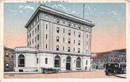 Newport RI USA - Naval Y. M. C. A. - Newport