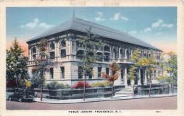 Providence RI US - Public Library - Providence