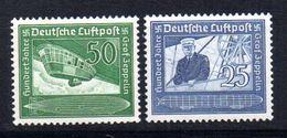 Serie Nº A-57/8 Alemania Imperio - Airmail