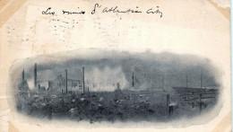 Atlantic City NJ US - Fire Of 1902 - Atlantic City