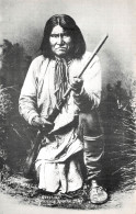 Geronimo - Famous Chiricahua Apache War Chief - Photo From Museum Of New Mexico Archives - Etats-Unis