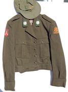 TRES BEL ENSEMBLE UNIFORMES HOLLANDE - PAYS BAS - NETHERLANDS -  Années 1950-1960 - Uniforms