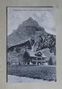 AK Schweiz BE KANDERSTEG Chalet Alpenblick Ges. 06-08-1919 Kandersteg Mit 3 Tellknabe 2 1/2Rp Photo Hof-Mudespacher - BE Bern