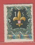 1951 ** (sans Charn., MNH, Postfrish)  Yv  800Mi  966ANK 983 - 1945-60 Neufs