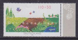 Germany 2000 Der Boden Lebt 1v ** Mnh (GERM107E) - Nuovi