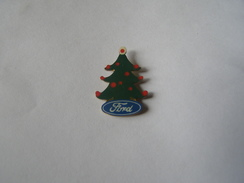 Pins Ford Sapin De Noel - Ford