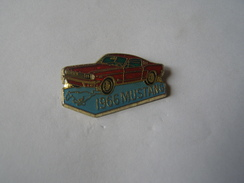 Pins Ford Mustang 1966 - Ford