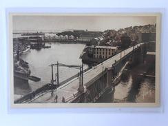 CPA YVON 20 BREST Le Pont Tournant - Brest